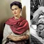 她長著鬍鬚卻是美艷尤物,她揮灑烈愛被印在鈔票上〔Frida Kahlo〕全世界為她癡狂