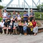 國際旅展推廣高雄旅遊 一日農村吸引國外遊客來訪
