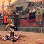 戰鬥2、3次就整年不愁吃穿,古羅馬「角鬥士」究竟是奴隸還是富豪?「墓碑」解開謎團了