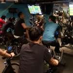 智慧飛輪健身新潮流 揮汗鍛鍊享健康
