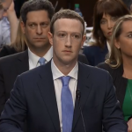 44議員連5小時拷問,祖克柏除了猛道歉外還說了啥?讓臉書股價一路爬