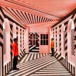 隨便拍都超級美!這家「粉紅斑馬」餐廳設計超亮眼,場景魔幻就像踏入電影裡!