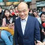 蘇貞昌、游錫堃熱線 水牛伯稱讚民進黨「深慶得人」
