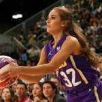 NBA》2K女神擁百萬粉絲 實現獨特籃球夢