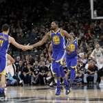 NBA季後賽》馬刺哀兵出擊未果 擋不住杜蘭特種敗因