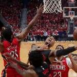 NBA季後賽》鵜鶘變陣收奇效 里拉德徹底失常
