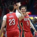 NBA季後賽》拓荒者對鵜鶘無計可施 3連敗面臨被橫掃