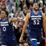 NBA季後賽》灰狼咬落火箭 拿下睽違14年的季後賽勝利