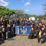 17名水中蛟龍出列 竹市消防局成立全國首支救援潛水隊