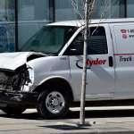 又見廂型車蓄意撞人慘??!加拿大多倫多街頭濺血,至少10人死亡、15人輕重傷
