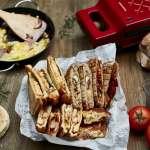 別只會塗奶油、放起司!熱壓三明治好吃的3大關鍵,和10種抹醬做法這篇通通有