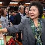 陳菊坐鎮軍改綠委「假投票」 段宜康嗆:這是總統要的版本,應該由總統來溝通