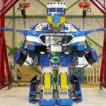 車子1分鐘變身機器人! 軟銀旗下公司花3年開發