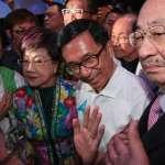 呂秀蓮想拜訪立院黨團被拒 柯建銘:不能開先例