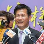 台中市長連任支持度輸、看好度領先  林佳龍:做好市政就是最好民調