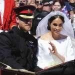 英國女王真的喜歡梅根嗎?黛安娜王妃的事給了她「這個教訓」,使她非接受梅根不可
