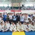 全國柔道錦標賽決戰台南 各路好手大顯身手