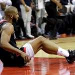 NBA西冠》保羅三分球回敬柯瑞 也順便抖肩示威