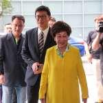 民進黨北市長辯論》姚文智憂中國影響選舉 呂秀蓮提首都市長不能否定主權