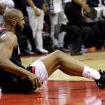 NBA西冠》壞消息! 保羅因腿筋拉傷將缺席第六戰