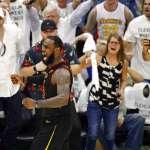 NBA東冠》塞爾提克客場再吞敗 詹皇開無雙逼入搶七