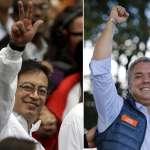 哥倫比亞總統大選首輪投票結果揭曉!無人過半、左右翼候選人將一決勝負 脆弱的和平協議前途難測