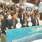 2018台北國際電腦展 ARM對成大超級電腦感興趣