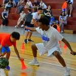籃球》林書豪高中教練來台 激發小朋友對籃球的熱情