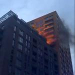 倫敦大火71命慘劇一周年,清晨又傳公寓火災!住戶驚魂未定:警報器根本沒響!