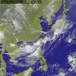 低氣壓登陸南部 屏東遇大雨轟炸