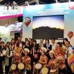 熱氣球夢想升空!台東旅遊驚豔香港旅展