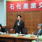 台灣不缺水不缺電 賴清德:有能力解決「五缺」,企業放心投資