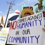 挨轟還不認帳!拆散移民家庭成川普政府侵害人權危機:7成美國人反對、4位前第一夫人發聲譴責