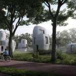 世界首例!荷蘭用「3D列印」造出穩固水泥宅,設計新潮、大省人力,預計明年就能入住!