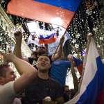 世足》球迷啤酒喝到見底 莫斯科酒吧業者笑開懷