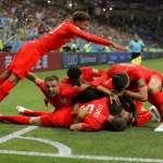 世足》英格蘭戰勝突尼西亞 突破BBC收視率紀錄