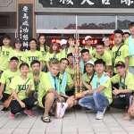 科大國際生划龍舟 首次參賽齊力奪冠