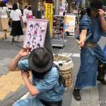 【影音】垃圾這樣撿!日本街頭出現一批超時髦的武士清道夫!