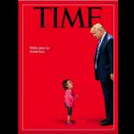 「歡迎來到美國!」邊境哭泣女童揪心 《時代》雜誌與川普照片合成封面