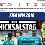 世足戰報》F組:德軍重整旗鼓,對瑞典是命運之戰