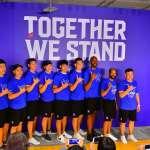 籃球》中華男籃舉辦誓師大會 世界盃資格賽力拼晉級