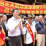 姚文智:霞海城隍爺遶境 將成台北最重要嘉年華會