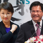 林佳龍陷苦戰? 國民黨智庫最新民調:盧秀燕贏6.7%
