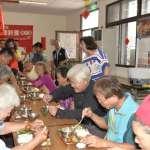 老人福利服務看的到用的到 雲北溪社區長青食堂揭牌