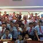 中國頂級科學家退休之後做什麼?到農村中小學幫小朋友講科普!