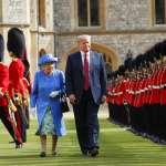 川普訪問英國卻羞辱首相、冒犯女王、撕裂邦誼 英媒痛斥:How Dare You!