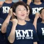 TVBS民調》台中市長選戰 盧秀燕小贏林佳龍6%