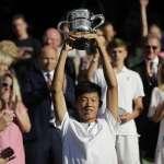 網球》曾俊欣奪溫網青少年男單冠軍 連拿2座大滿貫
