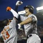 MLB》大聯盟上半季球員表現盤點 得意失意兩樣情