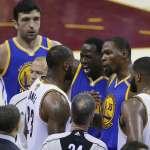 NBA》詹皇獲獎後開轟趴 場上敵人也受邀同歡